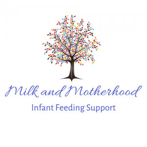 Logo Milk and Motherhood